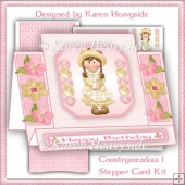 Countrymeadow 1 Stepper Card Kit