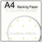 ref1_bp24 - White & Yellow Dots
