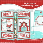 Flight School Neverending Card & Envelope