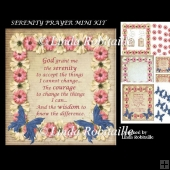 Serenity Prayer Mini Kit