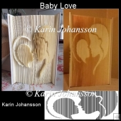 Baby Love - Cut and fold