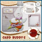 A Spooktacular Halloween Shaped Fold Card Kit