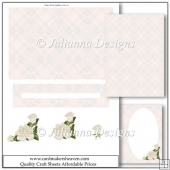 White Rose Slider Set