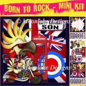 Born To Rock Mini Kit