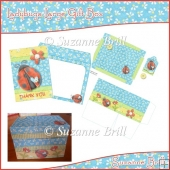 Ladybugs Large Gift Box