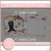 The Happy Couple Mini Envelopes
