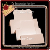 889 Over The Top Shaped Step Card *Multiple MACHINE Formats*