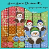 Snow Special Christmas Kit