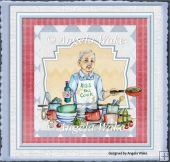 Master chef 7x7 card