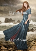 Lady Guinevere A4 (Blue)