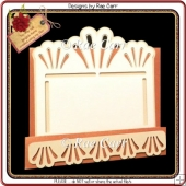 594 Deco Style Step Card *Multiple MACHINE Formats*