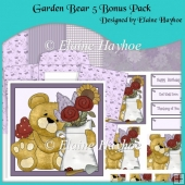 Garden Bear 5 Bonus Pack