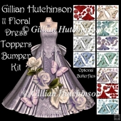 Bumper Kit - Shaped Floral Dress Toppers