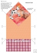 Diamond Dog's Life Sunset Design and Template Card Sheet