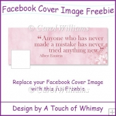 Facebook Cover Image Freebie