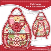 Patchwork Backpack Gift Box