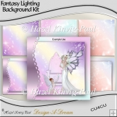 CU Fantasy Lighting Background Kit