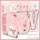 Snowfriends 2 Word Book