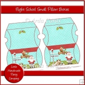 Flight School Small Pillow Boxes