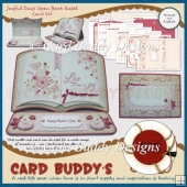 Joyful Days Open Book Easel Card Kit