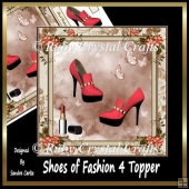 Shoes of Fashion 4 Topper