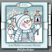 Winter Wonderland Chilly Mini Kit