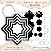 Diamond Pyramage Template Commercial Use Ok