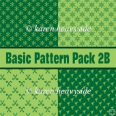 Basic Pattern Pack 2B