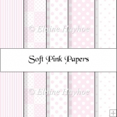 Soft Pink Papers