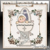 Christening Day Mini Kit
