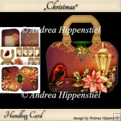 New Handbag Card Christmas