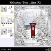 Christmas View Mini Kit