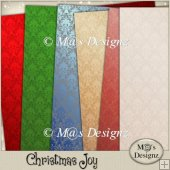 Christmas Joy Paper Pack