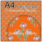 ref1_bp441 - Orange Flowers