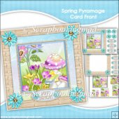 Spring Card Front Kit