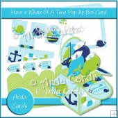 Have A Whale Of A Time Pop Up Box Card