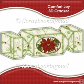 Comfort Joy 3D Cracker Gift Box