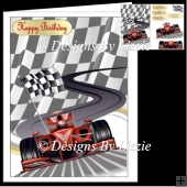 Racing Car_Red