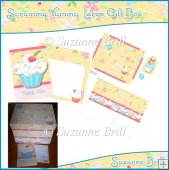 Scrummy Yummy Large Gift Box