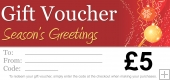 £5 Gift Certificate