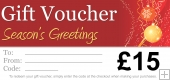 £15 Gift Certificates