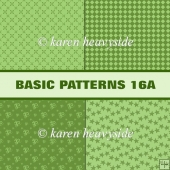 Basic Patterns Pack 16A