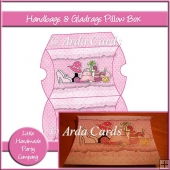 Handbags & Gladrags Pillow Box