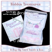 Pamper Yourself Hidden Treasures Card
