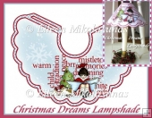 Christmas Dreams Lampshade Kit
