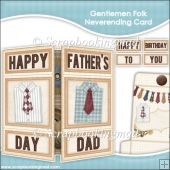 Gentlemen Folk Neverending Card