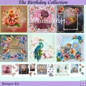 The Birthday Collection Bumper Kit