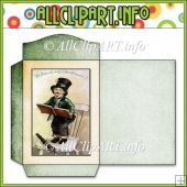 Vintage St. Patrick's Day Printable Seed Packet 9