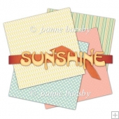 Sunshine Paper Pack