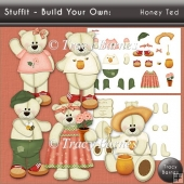 Stuffit - Build Your Own: Honey Ted